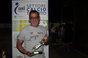 Migliore Portiere Serie B2 CARUCCI ETTORE