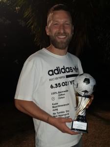 Migliore Realizzatore Serie A  Nardo' Fabio (ASD SAMAFLEX)