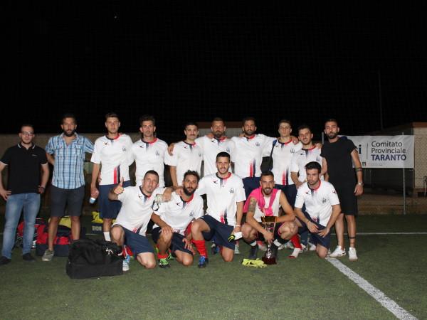 Secondi Classificati Coppa di Lega ARDITA DUE MARI