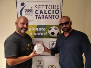 DANILO & PIERPAOLO TRONCONE (ASD SAMAFLEX)