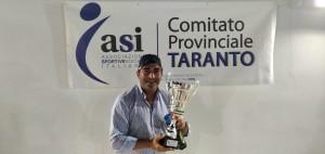 BIANCHI ANTONIO Vincitore  Coppa Ponte Girevole Tennis
