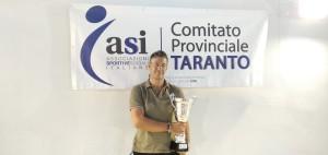 ESPERTO ROBERTO Terzo Classificato  Campionato Master Tennis