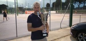LODESERTO FABIO Vincitore Campionato Standard 2 Tennis