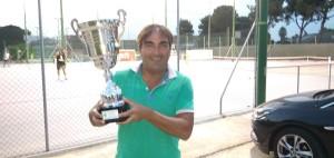 BIANCHI ANTONIO Secondo Classificato Campionato Standard 2 Tennis